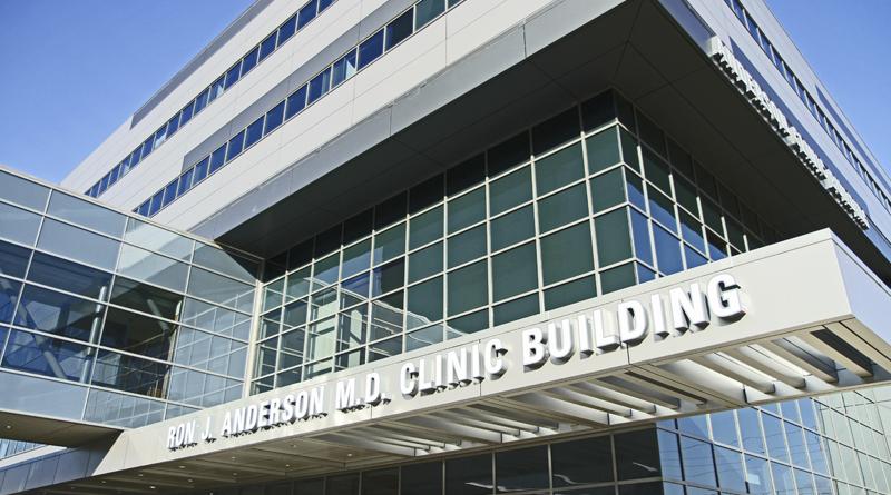 Ron J. Anderson Ambulatory Clinic to Open at Parkland Health in Dallas