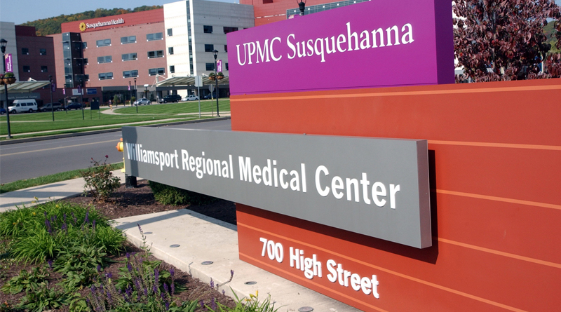 Phase II Now Complete at Susquehanna Williamsport Regional Medical Center