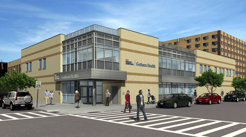 NYC Health + Hospitals Builds New Ambulatory Care Facility in Staten Island