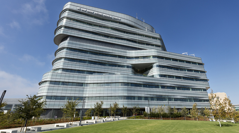 UCSD Health $943 Million Jacobs Medical Center Open for Business