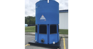 Delta Reveals First Antimicrobial Cooling Tower
