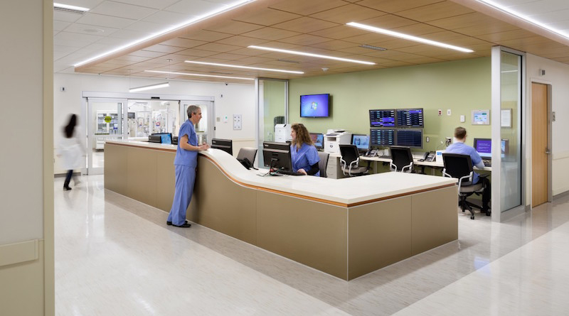 Northwell Health's Huntington Hospital Emergency Department Achieves LEED Gold