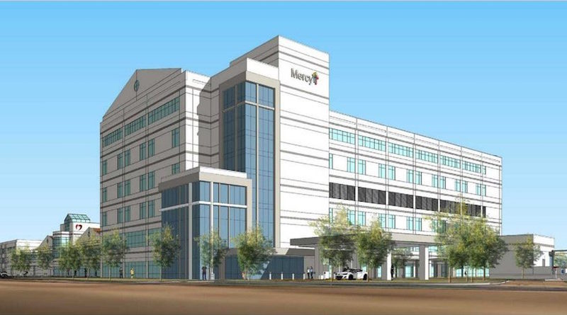 McCarthy Breaks Ground on Oklahoma Heart Hospital Expansion