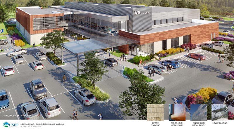 New VA Care Center Breaks Ground in Alabama