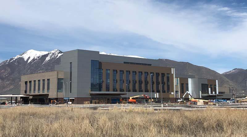 COVID Delays New Utah Hospital Debut