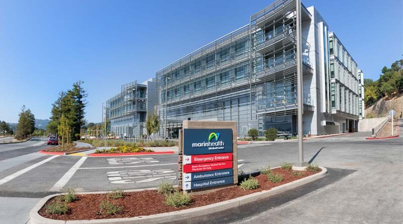 McCarthy Completes Build on California Hospital Facility