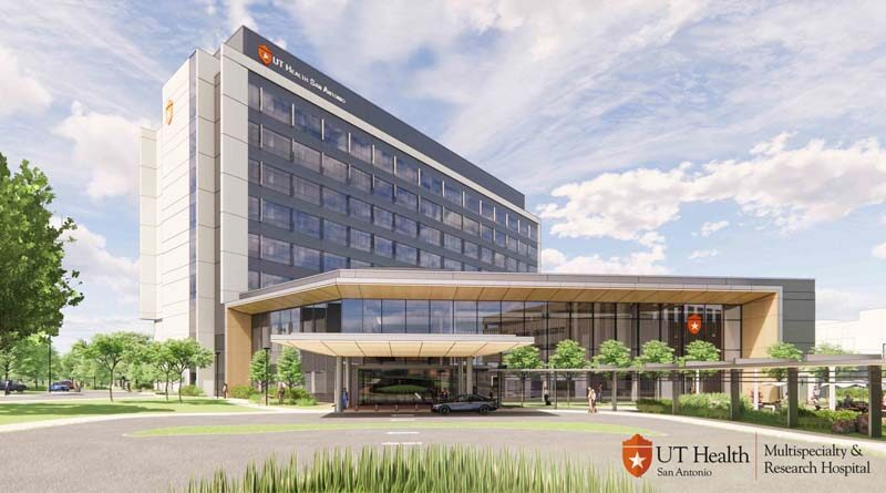 Multispecialty Hospital Breaks Ground in San Antonio