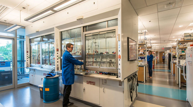 Four Effective Strategies for Building Life Science Research Labs