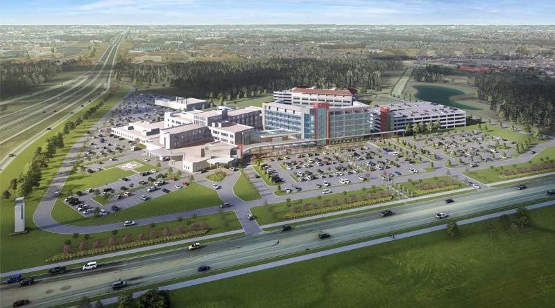 Oklahoma Hospital Moving Ahead on $250M Expansion
