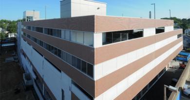 Virginia Hospital Center Adds Spacious Parking Complex