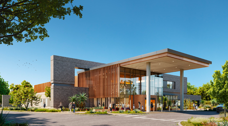 Stantec Wraps Design on San Antonio Proton Therapy Center
