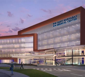 Construction Begins for Saint Barnabas - HCO News