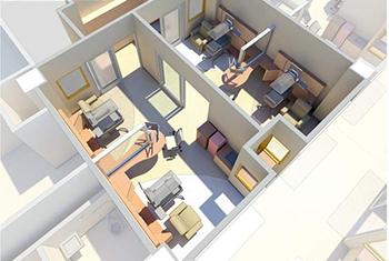 Nicu Level 2 Expansion In Hospital